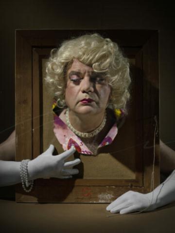 Bart Ramakers Selfportrait Diva Artist